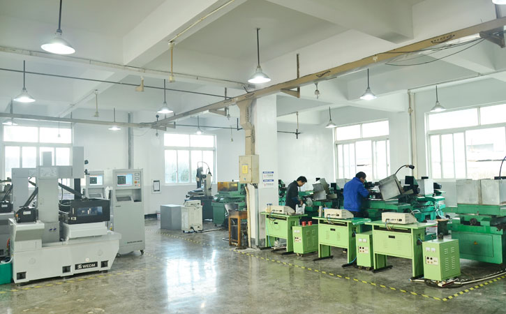 Mold production center